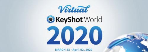 KeyShot World 2020